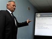 Teplický ředitel František Hrdlička zveřejňuje platové kategorie ve svém klubu.