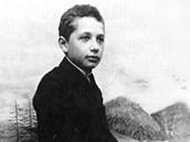 Albert Einstein - dětství