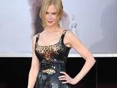 Nicole Kidman v šatech L'Wren Scott
