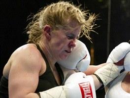 V ringu se Hardingové (vlevo) nevedlo.
