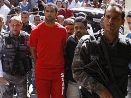Soud s Fernandesem začal loni na podzim, pořád se vleče.