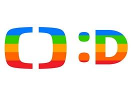 Logo dětského kanálu ČT:D