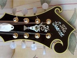 ��st odcizen� mandol�ny.