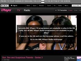 BBC iPlayer bez dopl�ku Hola Unblocker