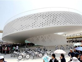 Dánský pavilon pro Expo 2010 v Šanghaji