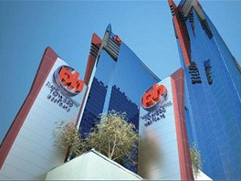 Planet Hollywood Towers Westgate od architekta Michala Postráneckého