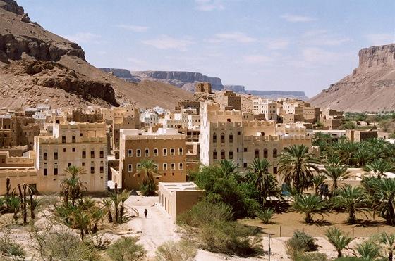 Lokalita Sif vúdolí Vádí Daván