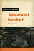 Absolutní hrobař (obálka 1. vydání)