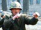 Cvi�en� severokorejsk� arm�dy (8. b�ezna 2013)