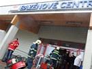 V Karlovarském bazénovém centru podruhé během dvou týdnů uniknul nebezpečný