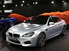 Stánek BMW bude ve znamení rychlosti, světu se zde představí rychlé M6 Grand