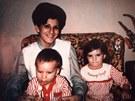 Své děti Karen Silkwoodová opustila v roce 1972 poté, co se o ně přetahovala s