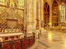 Ve virtuální prohlídce můžete na Pražském hradě navštívit Katedrálu sv. Víta.