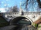Most od Jože Plečnika v Ljublani