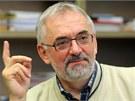 Rektor Jihočeské univerzity Libor Grubhoffer.