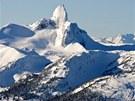 Black Tusk. Vyhaslá sopka a jeden z nejhezčích štítů v oblasti Garibaldi