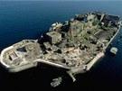 Rozloha ostrova je přes šest hektarů.