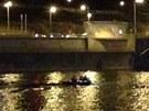 Nehoda na Mánesově mostě v Praze (5. března 2013)