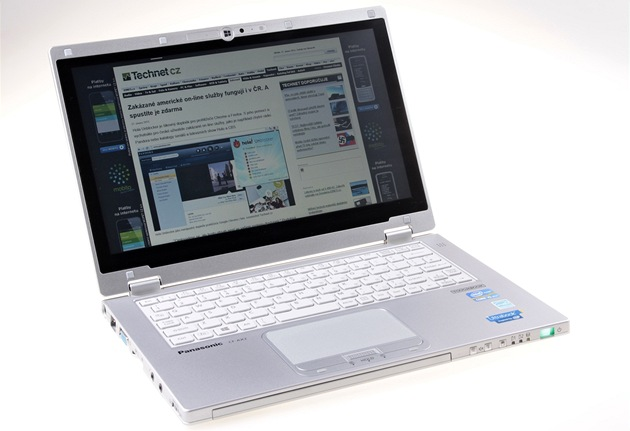 Panasonic Toughbook CF-AX2 