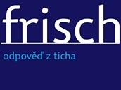 Max Frisch: Odpověď z ticha. Obálka vydání.