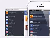 Facebook bude nyní vypadat téměř stejně na mobilu, tabletu i v desktopovém