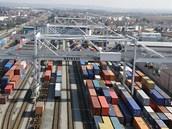 Logistická firma Metrans postupn� buduje v �eské T�ebové jedno z nejv�t�ích