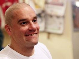 �to�n�k brn�nsk� Zbrojovky Petr �vancara se vsadil s fanou�kem o vlasy. Proto�e