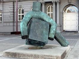 Socha Spravedlnosti v Brně