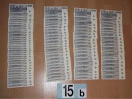Policie dopadla trojici mužů, kteří obrali stát na daních o desítky milionů.