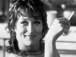 Meryl Streepovou role Silkwoodov� zas�hla. Odbory a rodi�e filmov�mu zpracov�n�