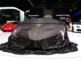Lamborghini letos slaví padesát let a připravilo si dárek v podobě...