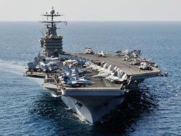 Americká letadlová loď  USS Harry S. Truman