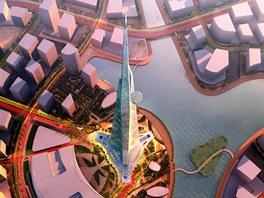 Saúdská Arábie rozhodla, že stavbou pověří londýnskou konstrukční společnost