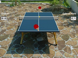 Virtual Table Tennis HD