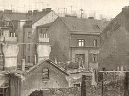 V roce 1973 pražský národní výbor rozhodl o sanaci Žižkova. Od té doby čtvrť