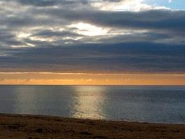 Kouzelný východ slunce