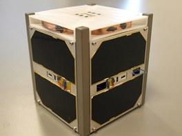 Družici AAUSAT-3  vyrobili dánští studenti podle vzoru CubeSat