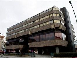 České velvyslanectví v Berlíně navrhli v roce 1978 manželé Machoninovi.