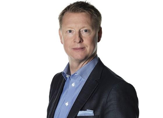 Hans Vestberg - výkonný ředitel společnosti Ericsson