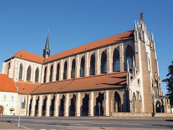 Gotickou katedrálu v Sedlci vystavěl mezi lety 1280 a 1320 neznámý stavitel.