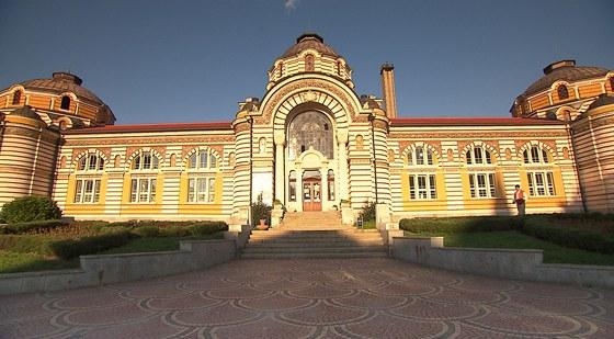Pivovar rodiny Prošků představoval dříve obrovský komplex budov. Většina musela