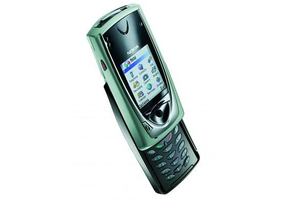 Nokia 7650 byla prvním smartphonem se Symbianem S60