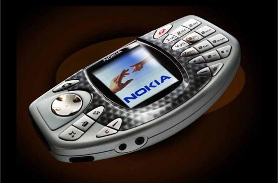 Nokia N-Gage byla prvním pokusem udělat ze Symbianu herní platformu