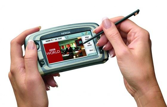 Nokia 7710 byl první finský dotykový smartphone, který se dostal do prodeje