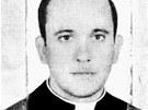 Portrét papeže v jinošském věku. Jorge Mario Bergoglio na nedatovaném snímku