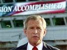 Mise je splněna, oznámil 1. května 2003 George W. Bush. To nejhorší ovšem Američany v Iráku teprve čekalo.
