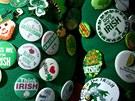 Spr�vn� vyznava� Irska d�v� svou l�sku k t�to zemi najevo i prost�ednictv�m