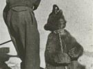 Wojtek měl se svou jednotkou na starosti zásobování, přenášel munici.