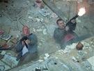 Z filmu Smrtonosn� past: Op�t v akci