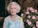 �v�dsk� princezna Lilian p�zuje p�i oslav� sv�ch 90. narozenin. (30. srpna 2005)